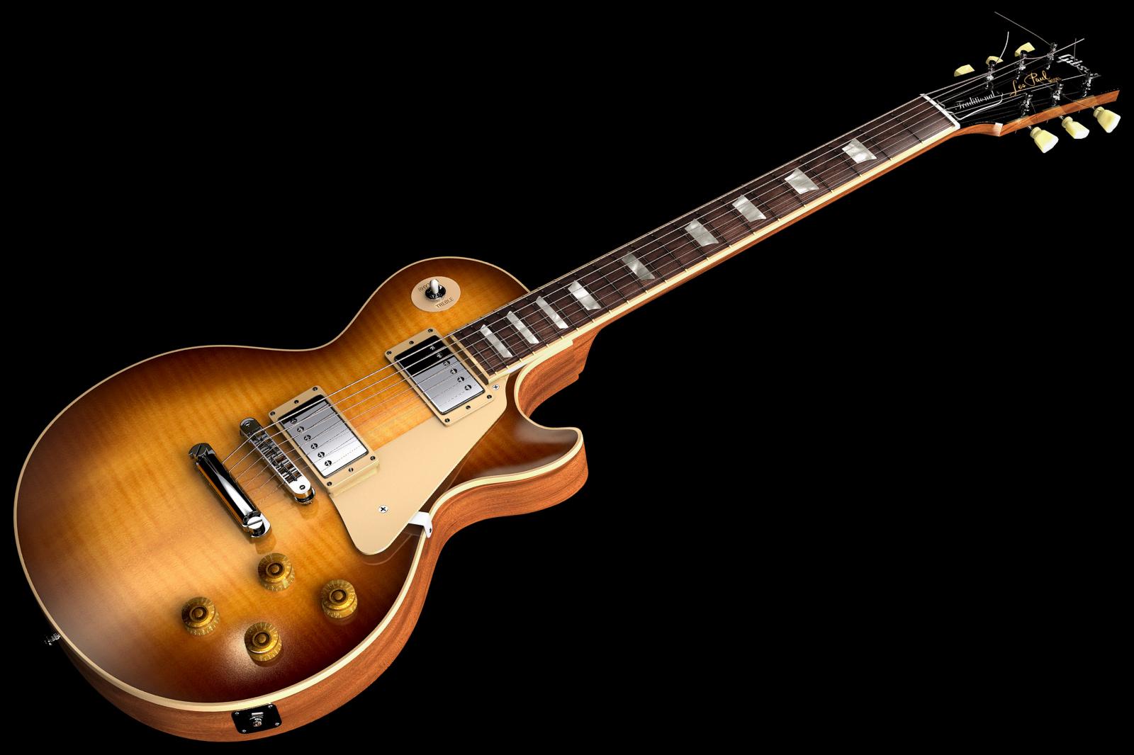 гибсон фото гитара